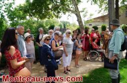 Les herbes folles s'invitent à la Villa Perrusson