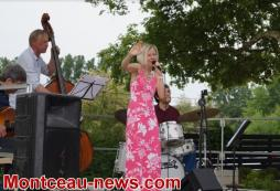 Concert de jazz à la Villa Perrusson