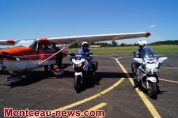 Une opération de police à destination des poids lourds sur la RCEA