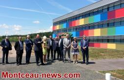 Visite, ce lundi de  Bruno Le Maire, ministre de l'Economie et des Finances, dans la CCM