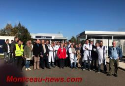 Réactualisé à 12 h - Social - Fermeture annoncée d'Eolane à Montceau...
