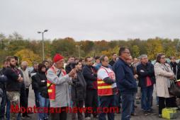 Eolane (Montceau) :  Un rassemblement pour établir un plan de mobilisation