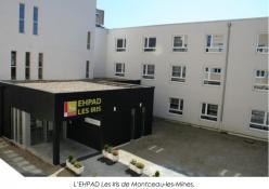 La Mutualité Française Saône- et-Loire confie l'EHPAD Les Iris à l'AMAPA