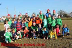 Le Noël de l'Etoile sportive de Pouilloux