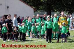 Football – Etoile sportive Pouilloux 1 – Toulon-sur-Arroux 2
