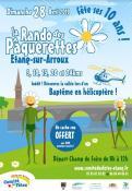 Etang-sur-Arroux : La Rando des Pâquerettes fête son 10e anniversaire