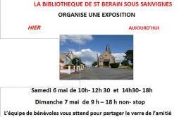 Bibliothèque de Saint-Bérain-sous-Sanvignes (Sortir)