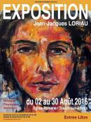 Exposition du 2 au 30 août 2016 à Toulon-sur-Arroux (Sortir)