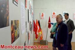 Montceau-les-Mines : Exposition sur Mai 68…