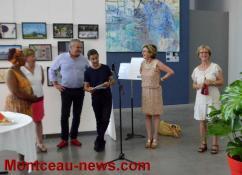 Exposition Photos dans la grande Halle des ADJ
