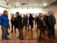 Montceau-les-Mines: Anne Gilabert  Exposition photos