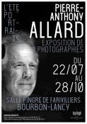 8ème biennale des rencontres européennes du portrait photographique ç Bourbon-Lancy (Sortir)