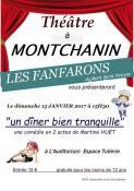 « Les Fanfarons » à Montchanin