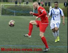 FC Montceau B - Sens : 1-1 (Football  - DH)