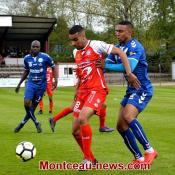 Football (National 2) SA Epinal/FC Montceau à 18h: