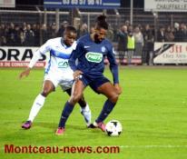 Score final USC Paray : 1 - FC Morteau : 0