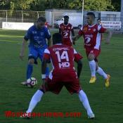 Score final  -   - Mulhouse : 1 - FCMB : 1