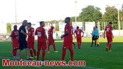 Score final - Football - National 3 - FCMB :  0 - Sochaux : 0