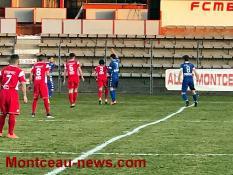 Score final  - CFA - FCMB : 0 - Grenoble : 3
