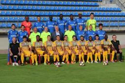 FC Gueugnon - Senart-Moissy (Foot)