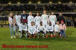 FC Gueugnon - Racing Besancon (Football)