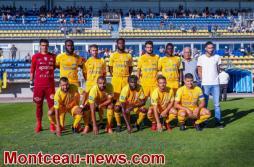 3E Tour de la Coupe de France    JS MONTCHANIN - FC GUEUGNON