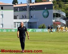 Match amical (FC Gueugnon)
