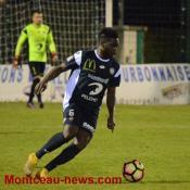 Le show Montceau !  Yzeure : 0 - FCMB : 2 (Foot - CFA)