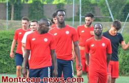 Match Amical ( FC Montceau)