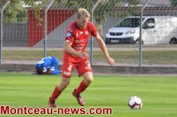 ES Breuil - FC Montceau (Coupe de France - foot)