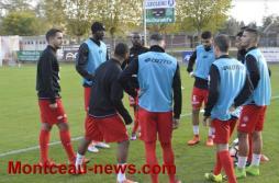 Match Amical (FC Montceau)