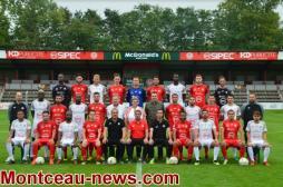 Planning du FC Montceau-Bourgogne (Montceau-les-Mines)