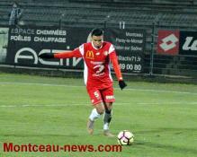 Score final     -CFA – FCMB :  4 -  Reims B : 2
