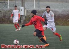 Match amical du FC Montceau