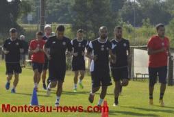 FC Montceau (Match amical)