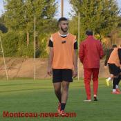 Portrait  - FC Montceau
