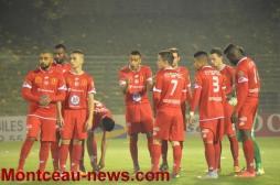 Selongey - FCMB (match de préparation)