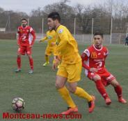 Match amical - FC Montceau - Gueugnon