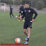 Portrait  - FC Montceau (Foot)