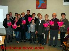 Concours des maisons fleuries (Perrecy-les-Forges)
