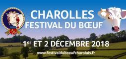 Festival du Bœuf de Charolles - 1 et 2 décembre 2018