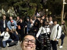 Jour 4 du voyage des élèves de l'option cinéma du Lycée Parriat au Festival de Cannes