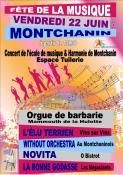 Fête de la musique à Montchanin