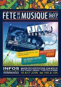 Comité des fêtes de Rozelay, fête de la musique vendredi 23 juin 2017