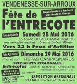Fête de l'Entrecôte (Vendnesse-sur-Arroux)
