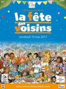 Fête des voisins 2017 (Montceau-les-Mines)