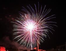 Festivités du 13 juillet 2017 à Montceau-les-Mines