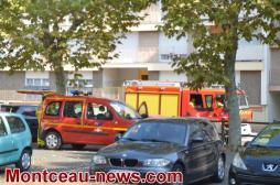 Faits divers –  incendie de  mercredi matin aux Rives du Plessis..