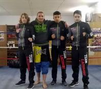 Fight club 71/Team Lacombe