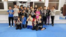 Le FIGHT CLUB 71 (Boxes pieds/poings)….